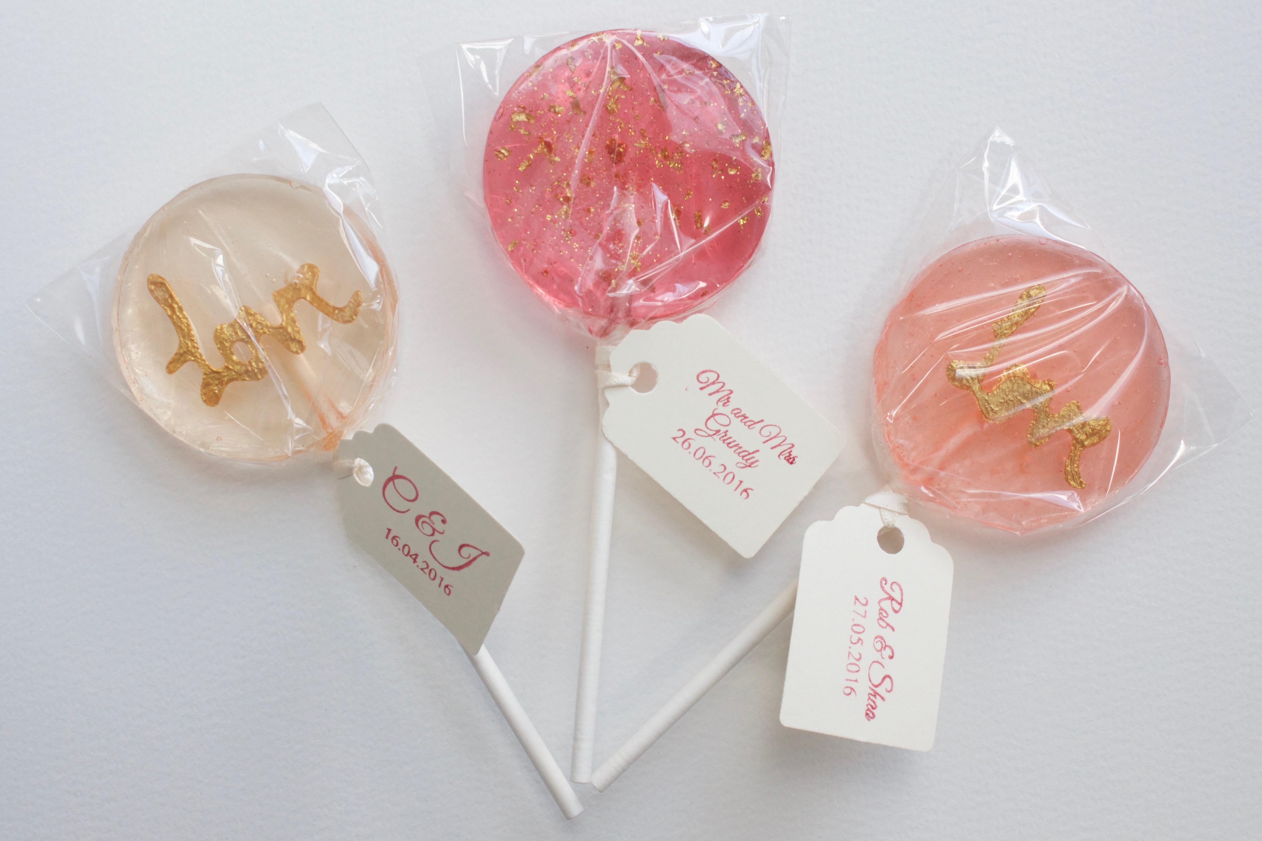 lollipop wedding favors - Wedding Decor Ideas