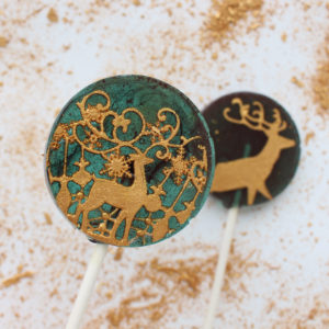 LUXURY CHRISTMAS LOLLIPOPS