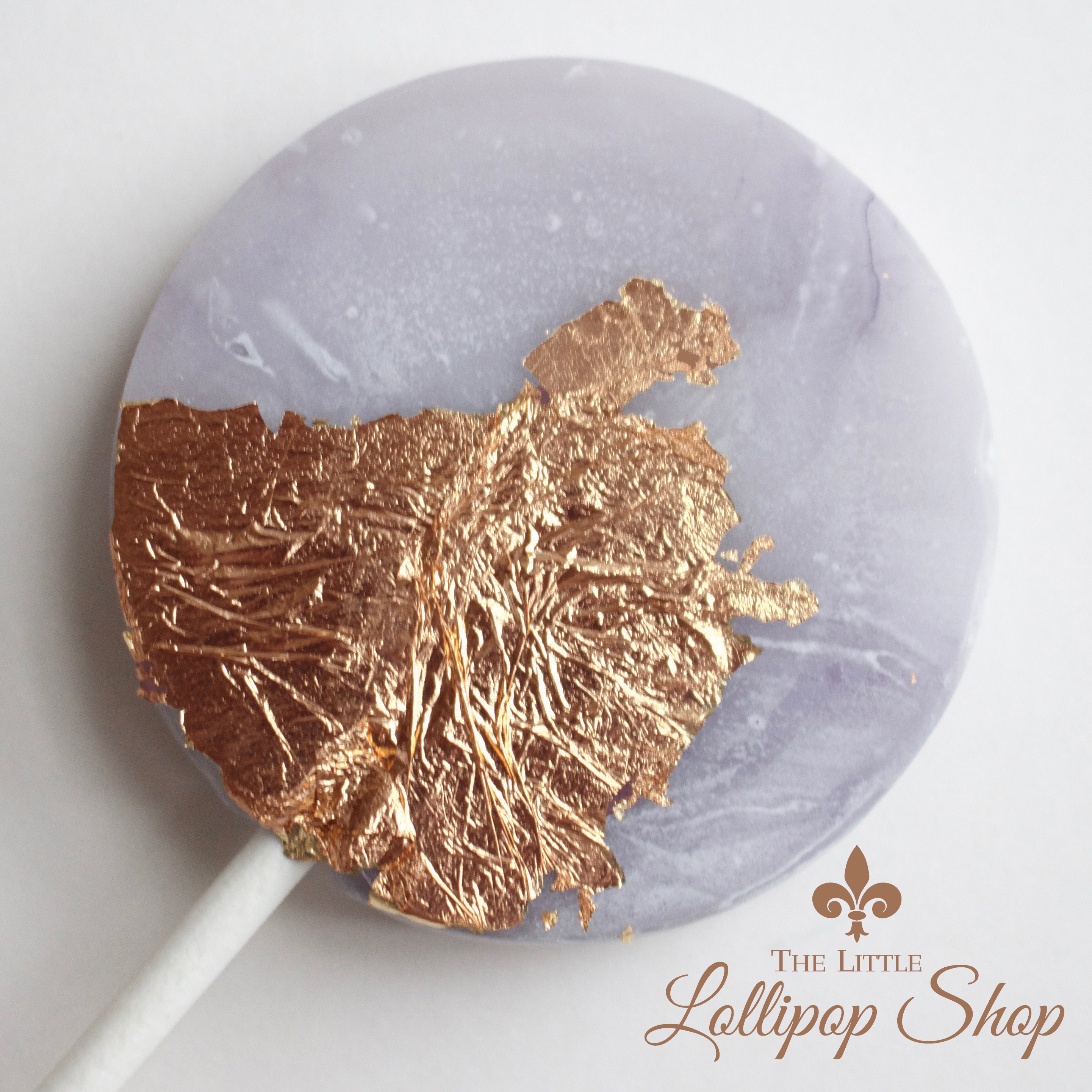 marble lollipop